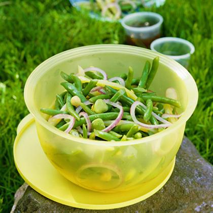Four-Bean Salad Recipe