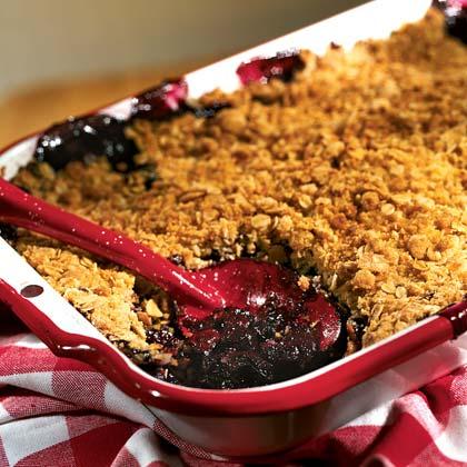 Grilled Berry Crisp Recipes — Dishmaps