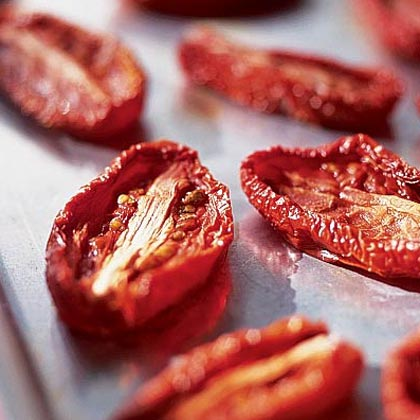 Oven-Dried Tomatoes Recipe