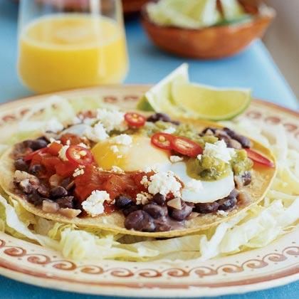 Huevos Rancheros Grande