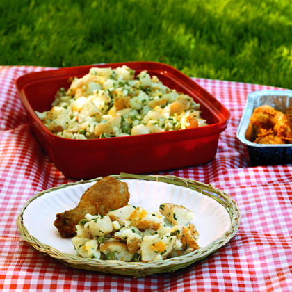 Yukon Gold Potato SaladRecipe