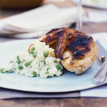 Wine-Brined Grilled Chicken