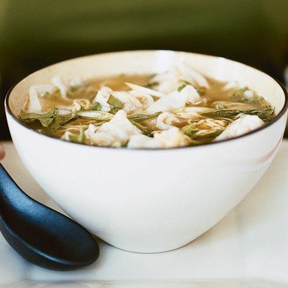 Won Ton Noodle Soup Recipe