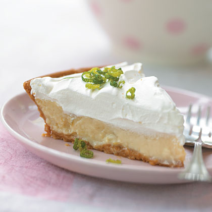 Key Lime PieRecipe