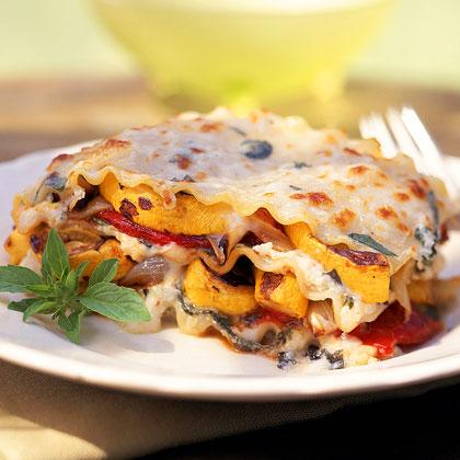 Roasted Vegetable Lasagna Recipe Myrecipes