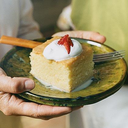 Three-Milk CakeRecipe