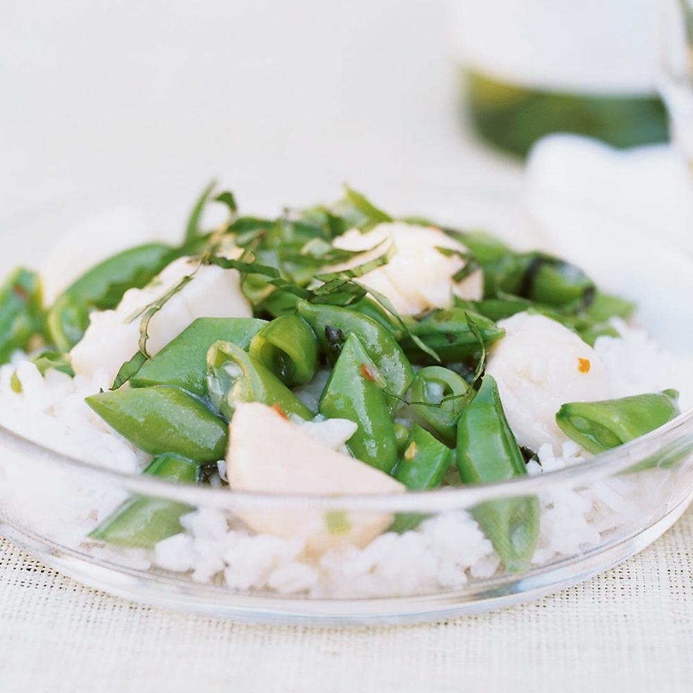 Healthy Stir-Fry Recipes Under 300 Calories | MyRecipes