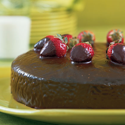 Mexican Chocolate Cake Recipe | MyRecipes