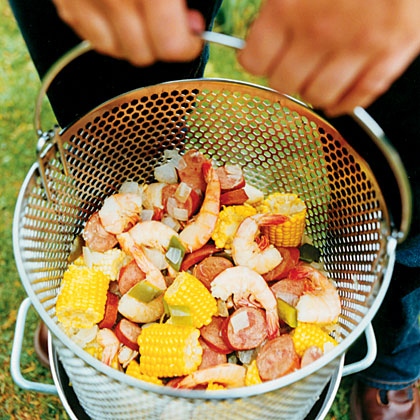 Low-Country Boil Recipe