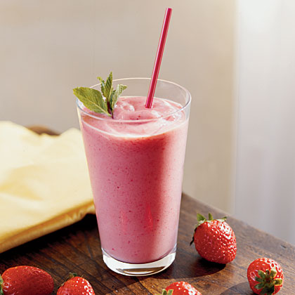 Energy Smoothie Recipe | MyRecipes.com