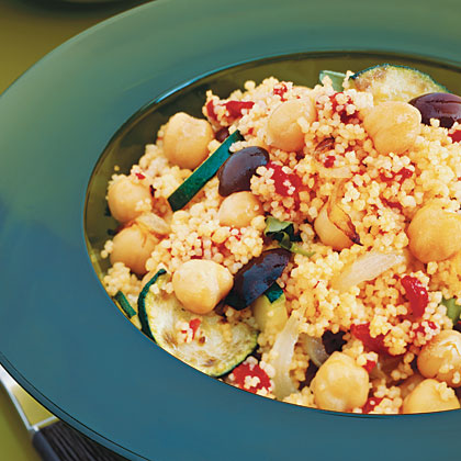 Roasted-Pepper Couscous