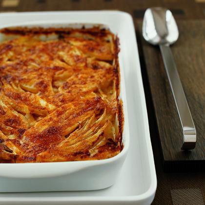 Fennel and Potato Gratin Recipe