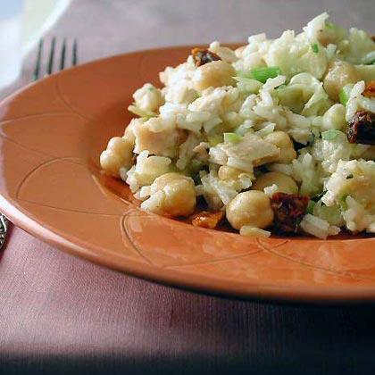 Basmati Chicken SaladRecipe