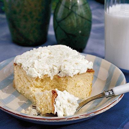 Coconut Sheet CakeRecipe