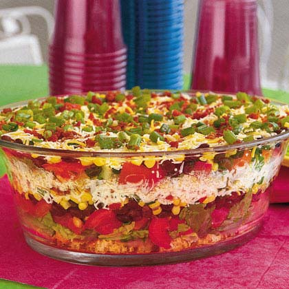 Dianne's Southwestern Cornbread Salad Recipe | MyRecipes.com