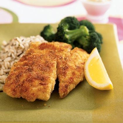 Pan-Fried Bass Recipe