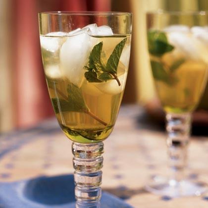 Iced Mint TeaRecipe