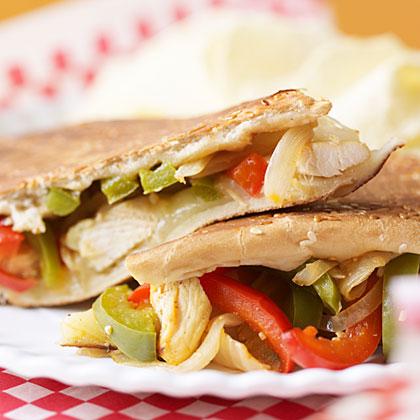 Chicken Philly Sandwiches