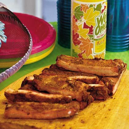 Easiest ribs ever. We promise.Ribs McCoy Recipe
