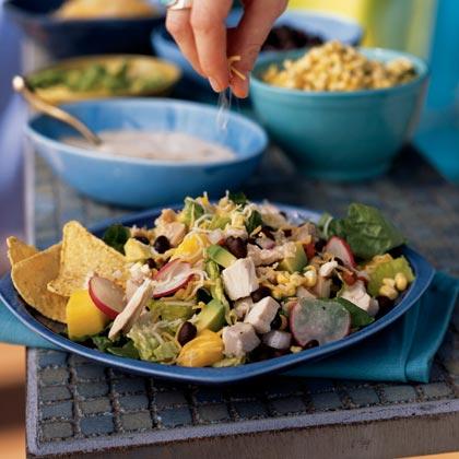 Southwestern Salad Bar