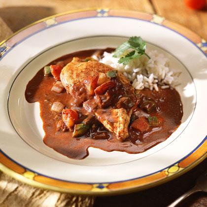 Mexican Chicken Mole