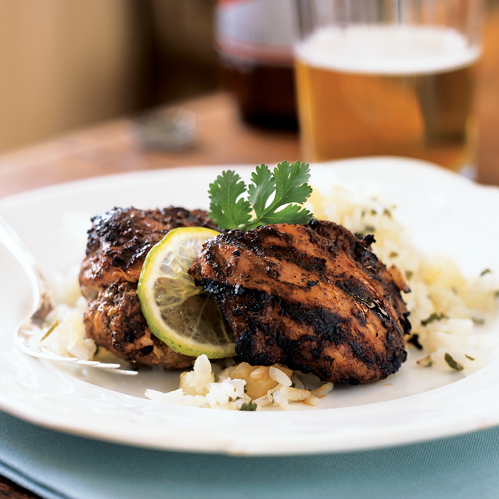 Jerk-Style Chicken