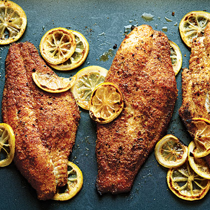 Bayou Catfish FilletsRecipe