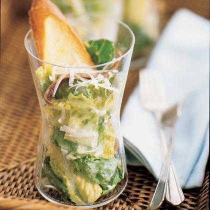 Stand-Up Caesar SaladRecipe