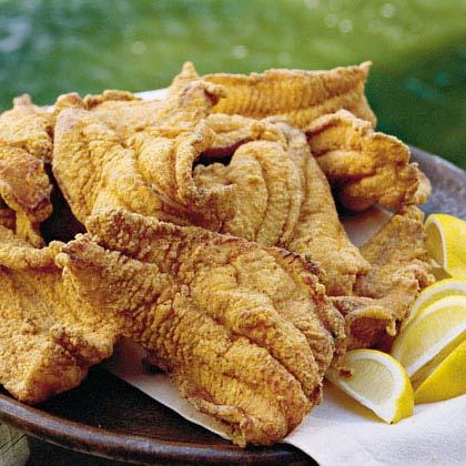 Jack's Fried CatfishRecipe