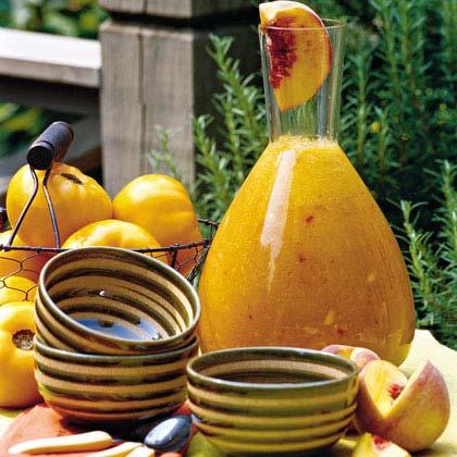 Yellow Tomato GazpachoRecipe