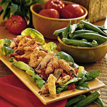 recipe: raw okra salad [13]