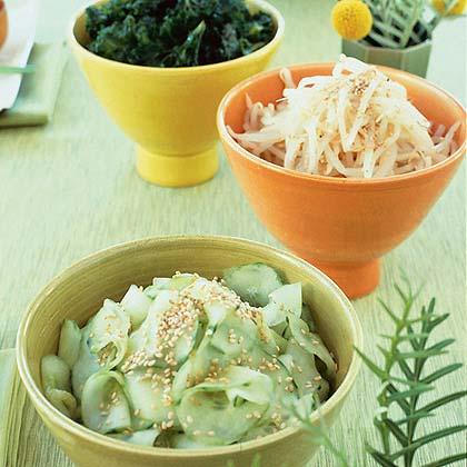 Mung Bean Sprout Salad Recipe | MyRecipes