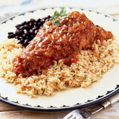 Mayan Chicken Recipe