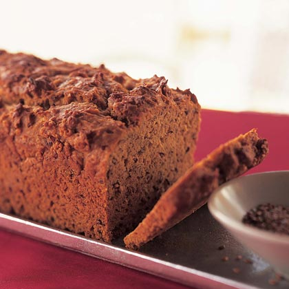Sweet Potato Bread with Flaxseed and Honey Recipe