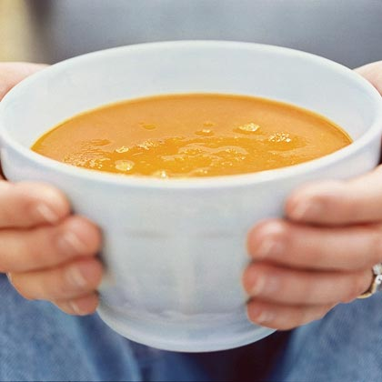 Carrot and White Bean Soup Recipe