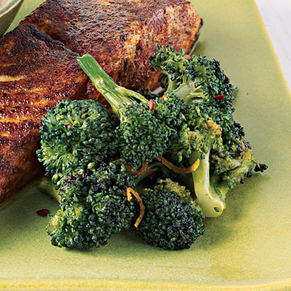 Orange Broccoli Recipe