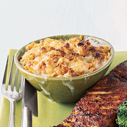 Sweet-Potato Gratin