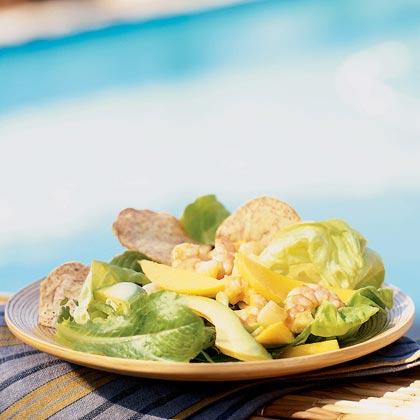 Caribbean Seafood SaladRecipe