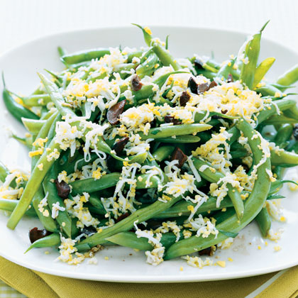 Green Beans Mimosa Recipe