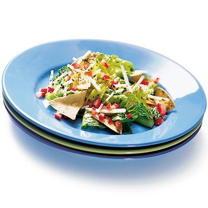 Veracruz Jicama Caesar Salad