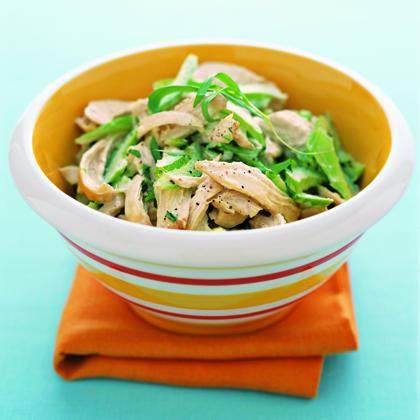 Lemon Chicken Salad with Tarragon Recipe