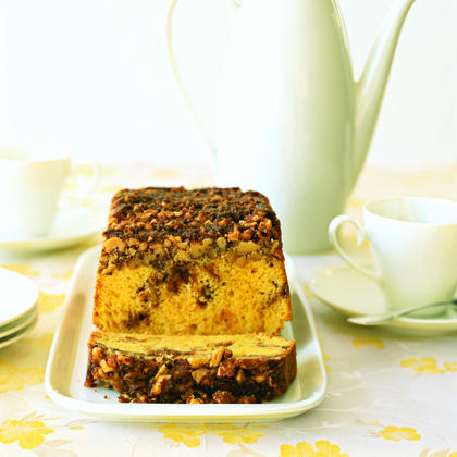 Walnut Coffee Cake