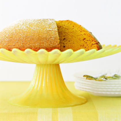 Lemon Dome Recipe