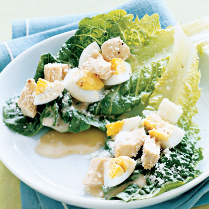 Turn canned white tuna into an elegant springtime salad.Salad Nicoise Lettuce Cups Recipe