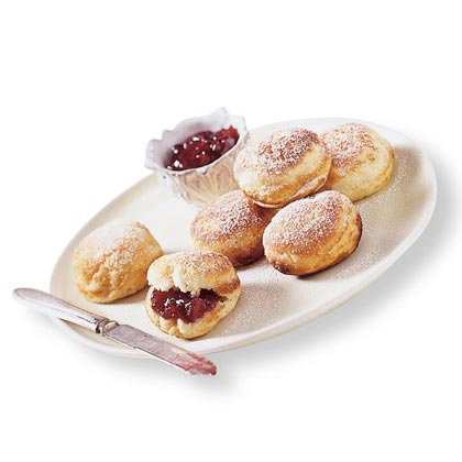 Danish Pancake Balls (Aebleskiver) Recipe
