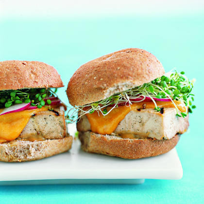 Tofu Burgers Recipe - 0 | MyRecipes
