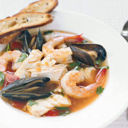 Fisherman's Stew Recipe