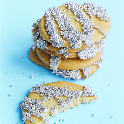 Silver Bells Cookies