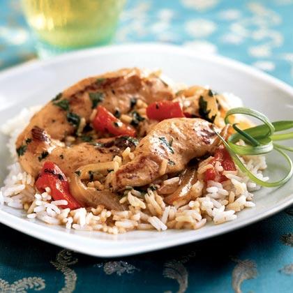 Thai-Style ChickenRecipe