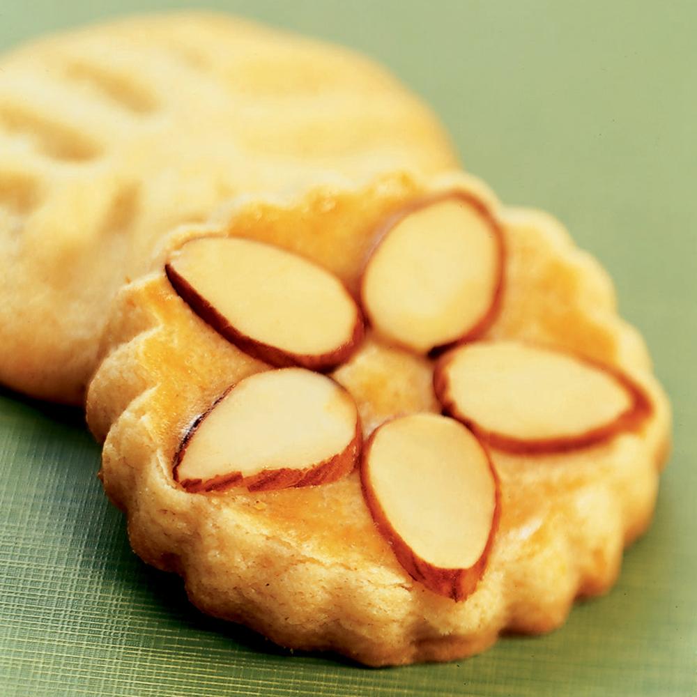 Amaretto Butter Cookies Recipe